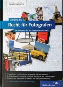 recht fuer fotografen autor: wolfgang rau